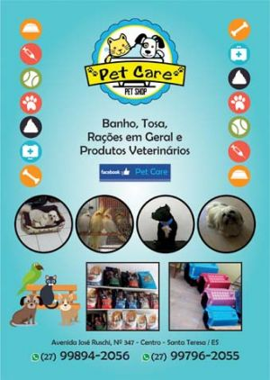 Pet Care Pet Shop