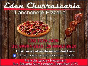 Eden Churrascaria Pizzaria e Lanchonete