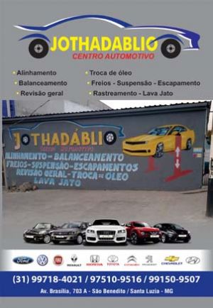 Jothadablio Centro Automotivo
