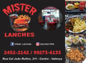 Mister Lanches