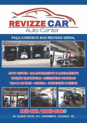 Revizze Car Auto Center Valença