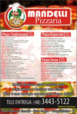 Mandelli Pizzaria