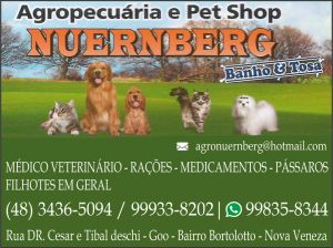 Agropecuária e Pet Shop Nuernberg